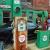 Oklahoma Sehenswürdigkeit Alien Filling Tankstelle in Commerce