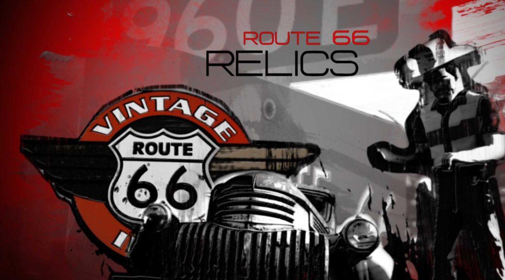Relikte der Route 66