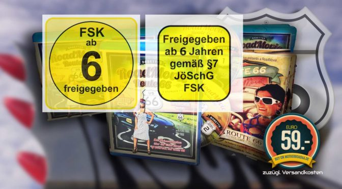 FSK Freigabe Blu Ray Route 66
