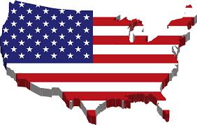 USA Flagge Route 66