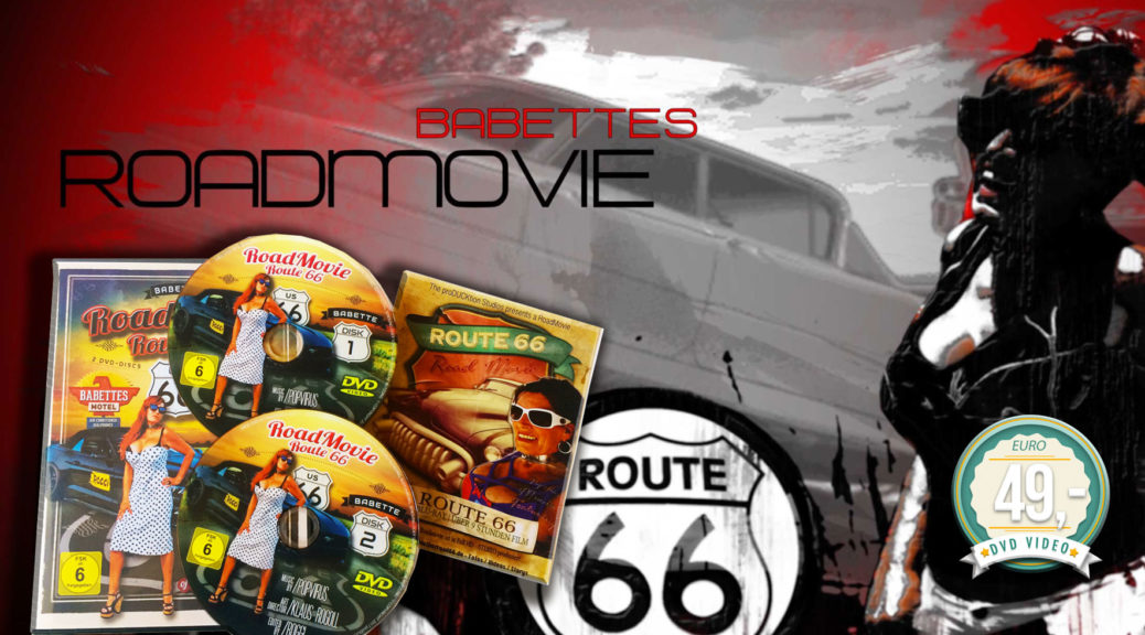 Route 66 film DVD