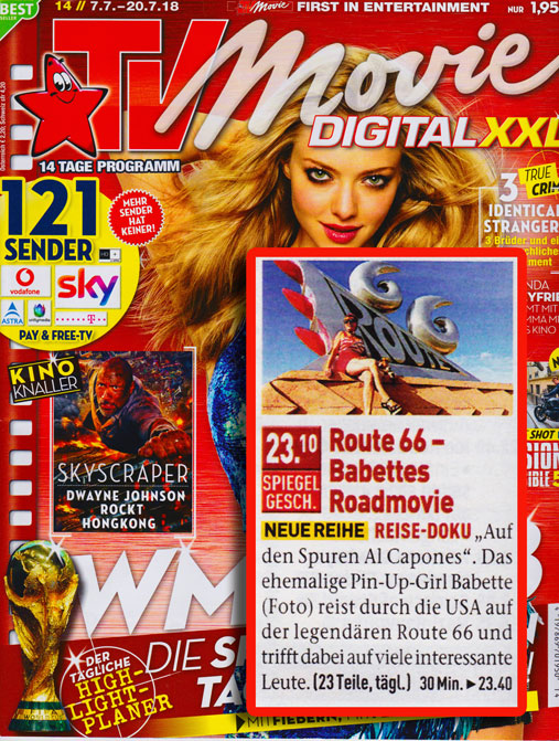 TV-Movie-Spiegel TV Route 66 Dokumentation