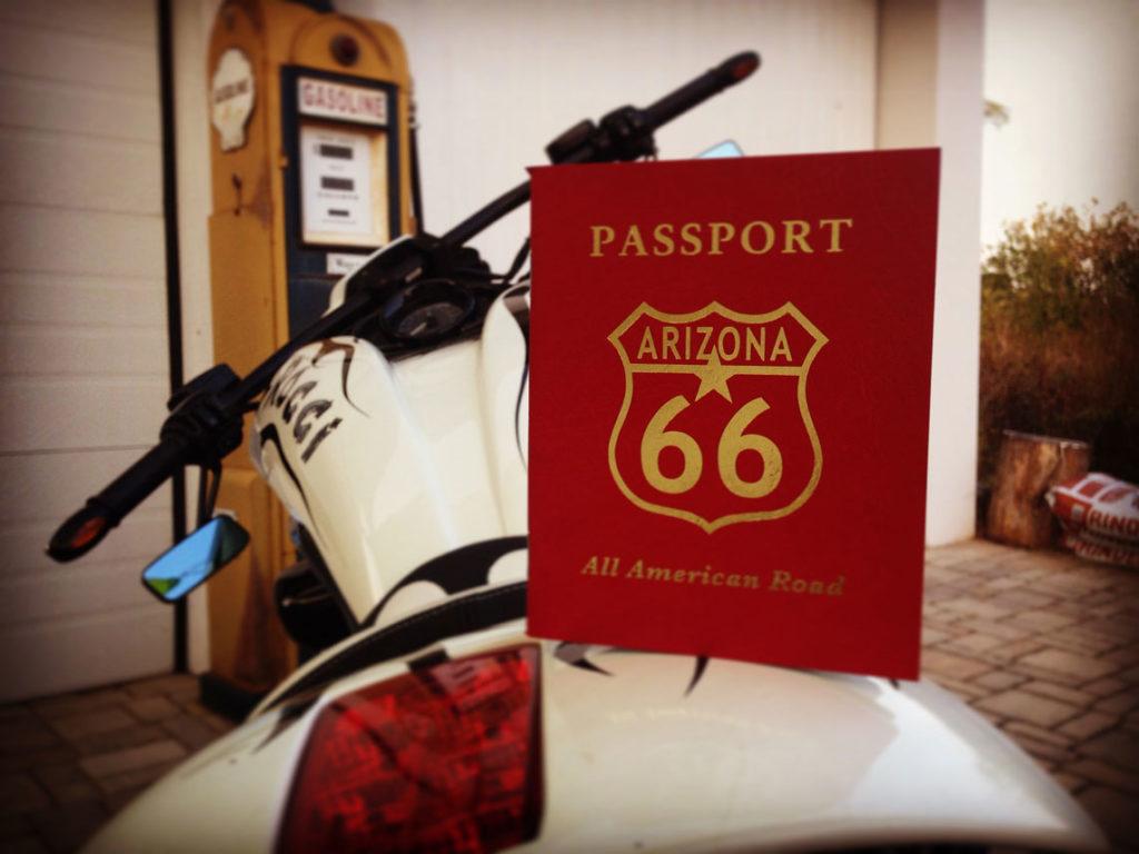 Route-66-Reisepass