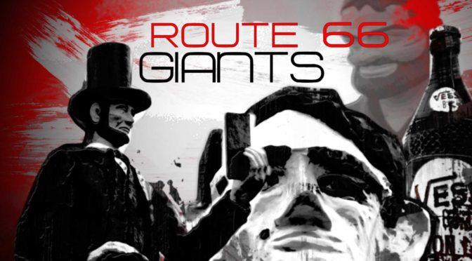 Route 66 Giants/Muffler Mans