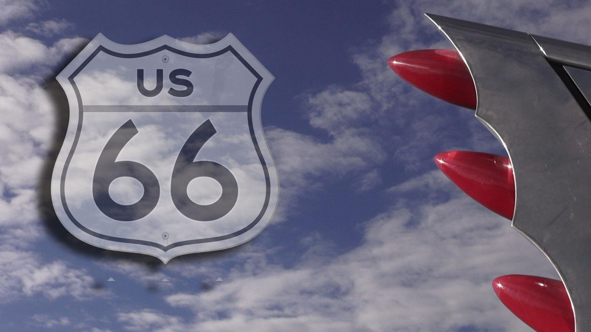 Babettes RoadMovie Route 66 USA