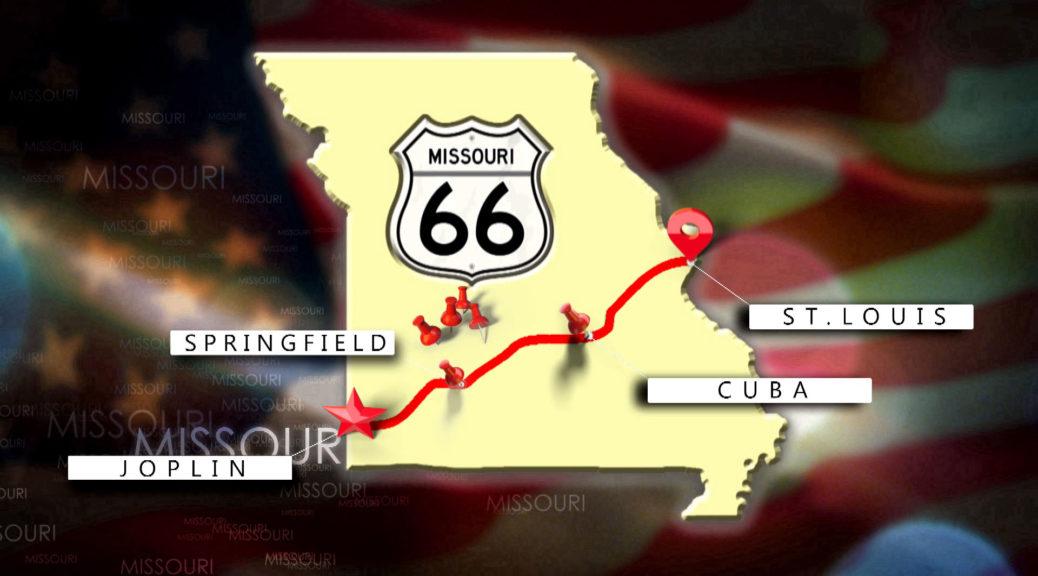 Route 66 in Missouri