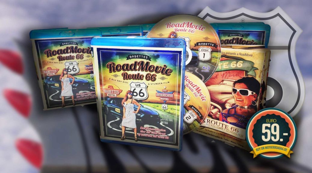 Blu-Ray-Route 66