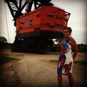 Big Brutus in Kansas