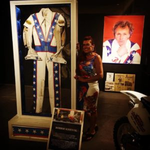 Evel Knievel Sammlung