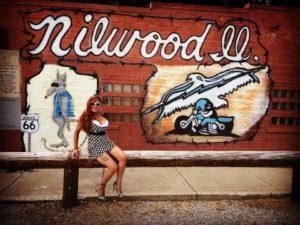 Nilwood, Iron Sleds Motorrad Club