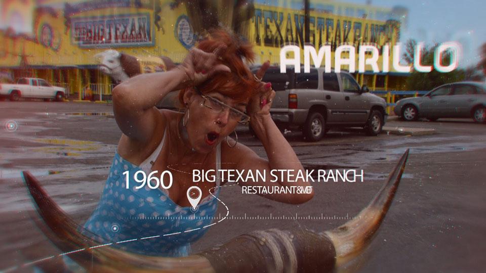 Bilder Slideshow aus Texas
