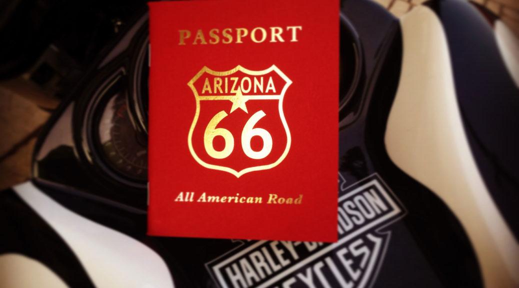 Route-66-Reisepass-Arizona